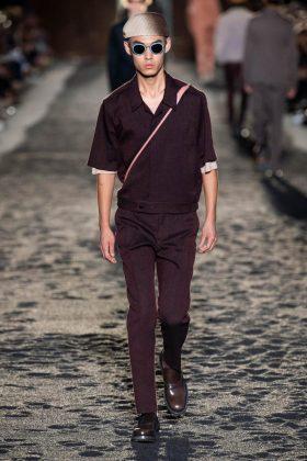 мужская модная коллекция Ermenegildo Zegna