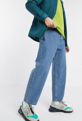 Новые модные джинсы 2020-09