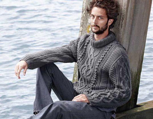 мужской свитер 2020-09-01