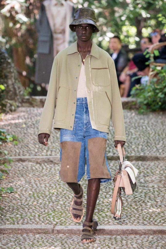 модный мужской стиль фенди