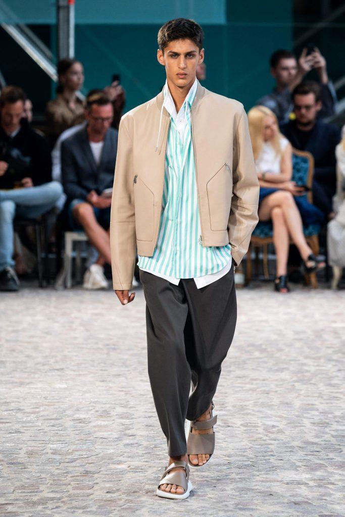 модный мужской стиль гермес