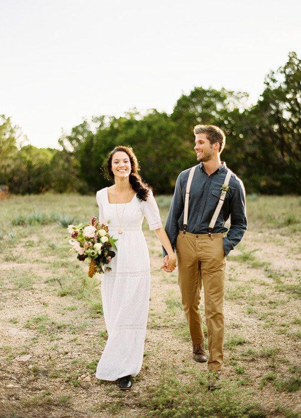 кэжуал свадьба