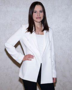 Анна Гопфауф - эксперт моды