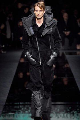 модная мужская коллекция армани