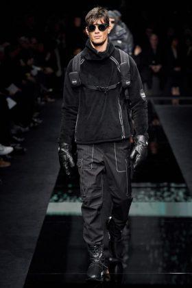 модный мужской стиль армани