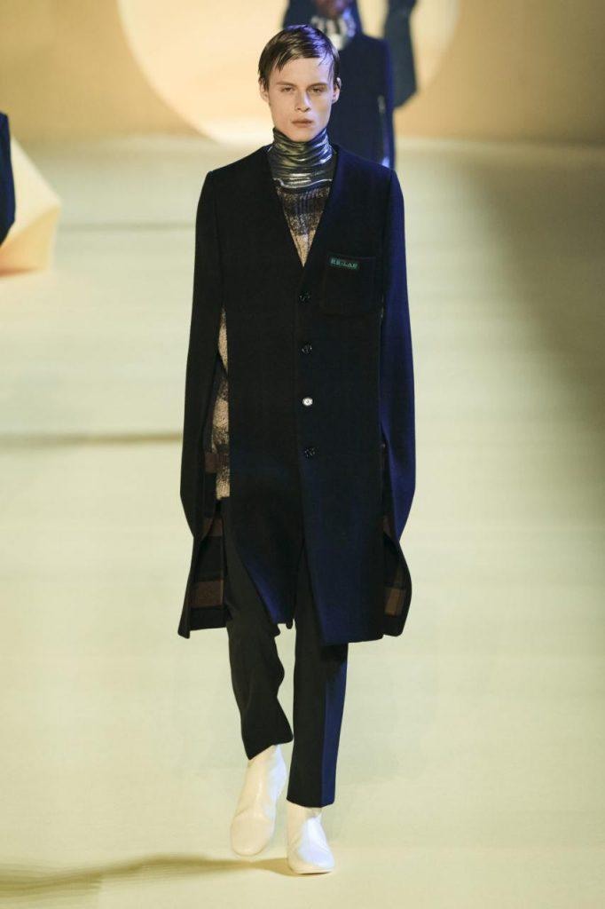 модный мужской стиль раф саймонс