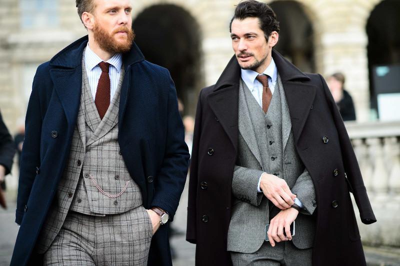 пальто, денди, стиль