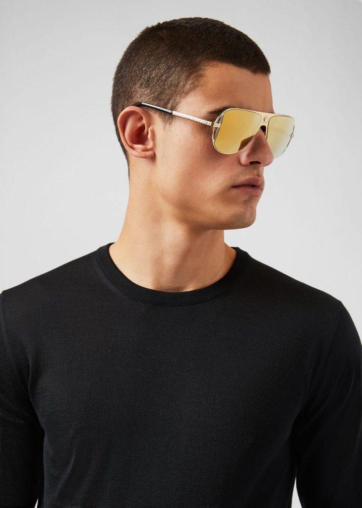 очки версачи солнечные