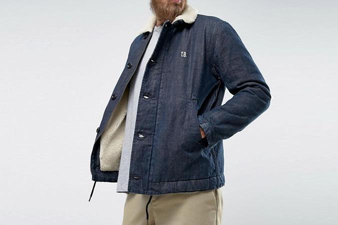 Джинсовая куртка Edwin