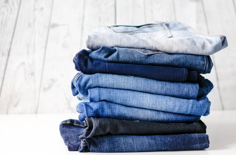 джинсы в гардеробе