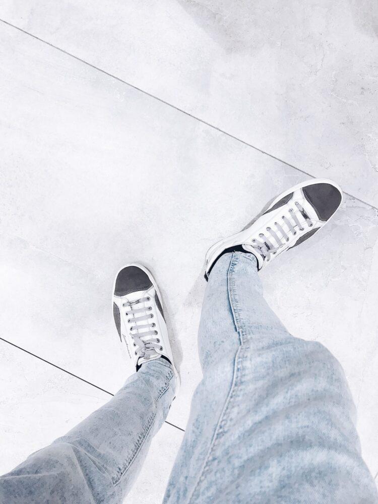 трансформация джинсов