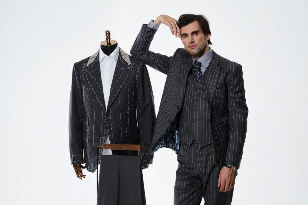 Мужчина в костюме стилист Гопфауф Анна