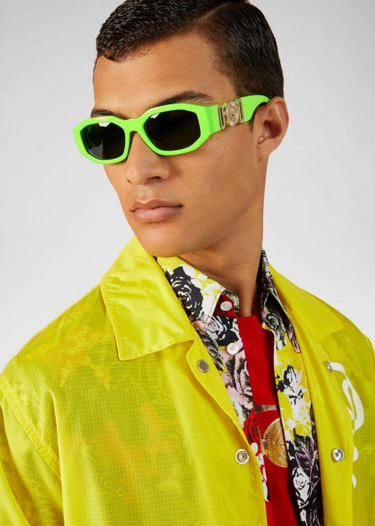 оправа для очков, Versace