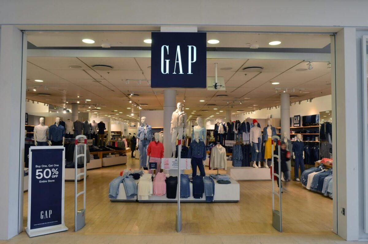 Магазин GAP