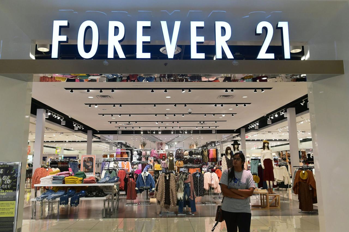 Магазин Forever 21