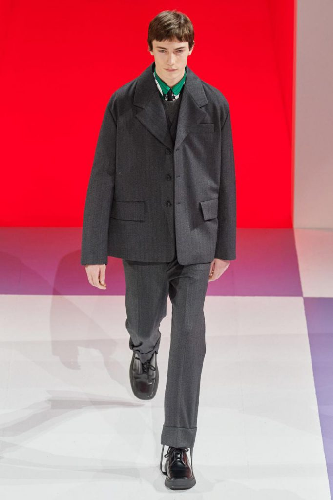 модный мужской бренд прада