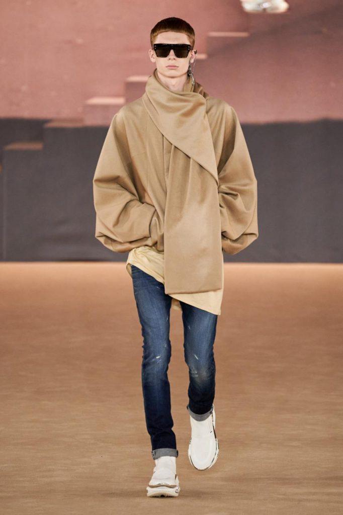 мода от бальмен осень-зима