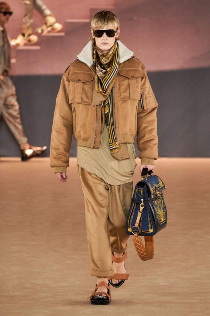 мужская мода бальмен