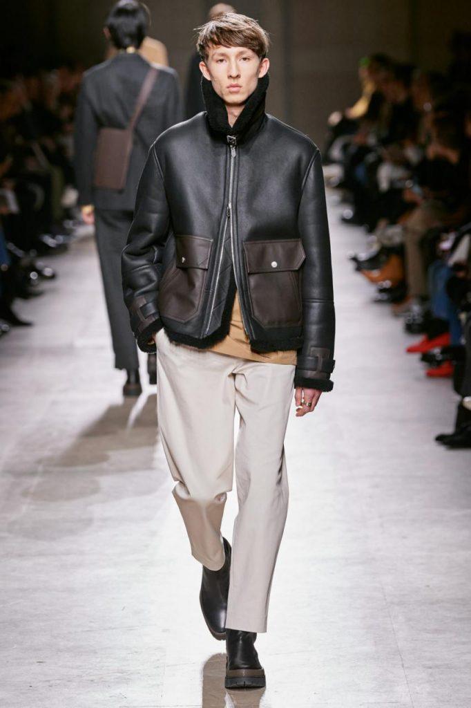 Hermès мужская одежда