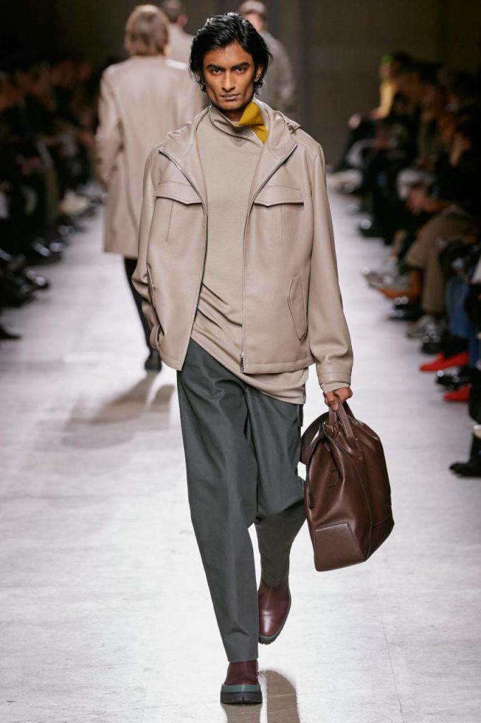 осень зима 2020-2021 от Hermès