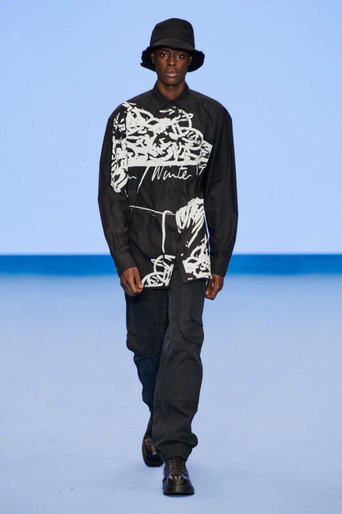 мужская мода осень-зима Paul Smith