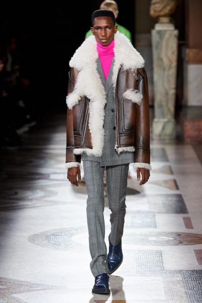 мужская мода осень-зима от Berluti
