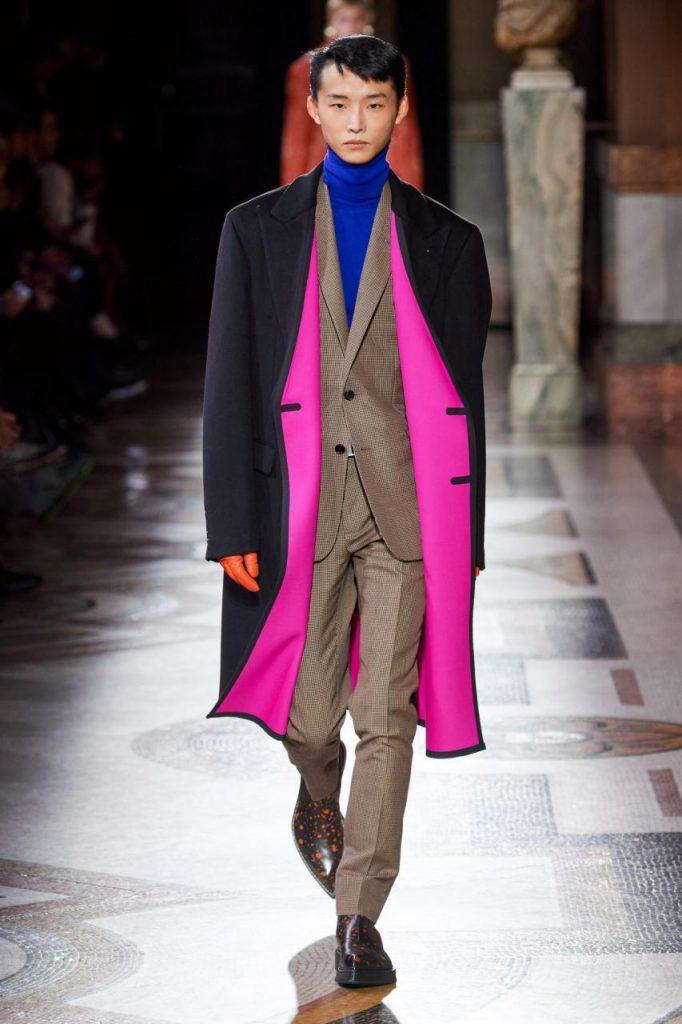 мужская мода от Berluti