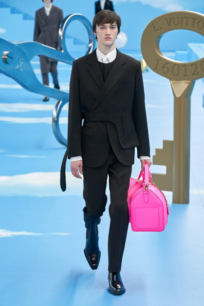 мужская мода от Louis Vuitton
