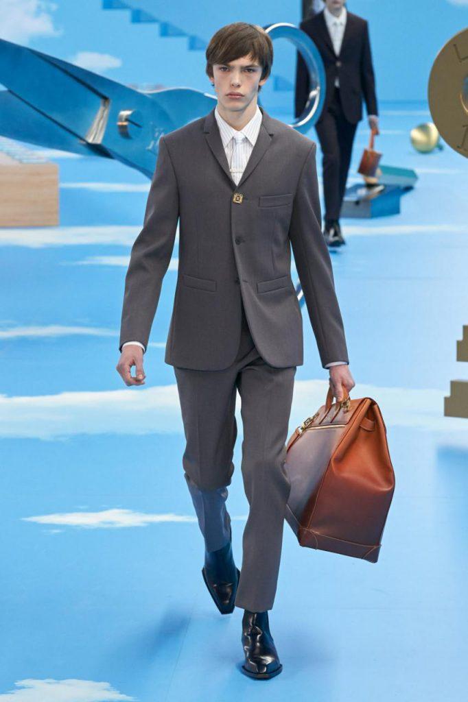 новая коллекция от бренда Louis Vuitton