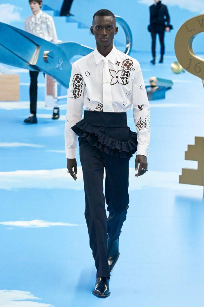 мужская мода 221 от Louis Vuitton