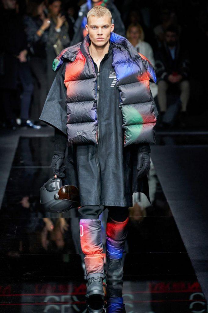 куртка от Emporio Armani 2021