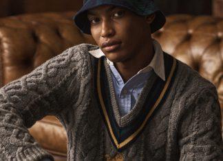 Polo Ralph Lauren стиль