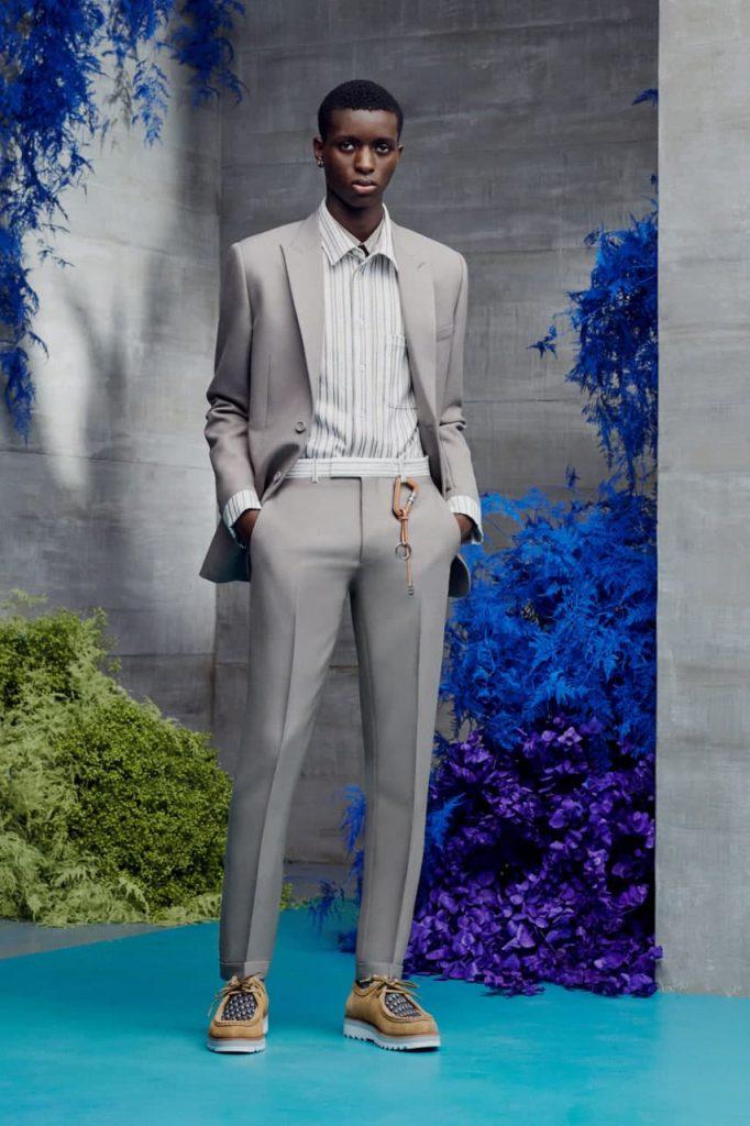 Dior Men мужской стиль 2021
