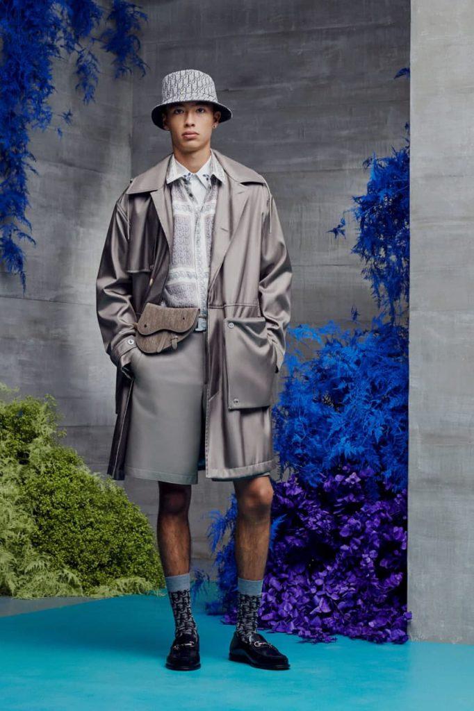Dior Men лето-весна 2021