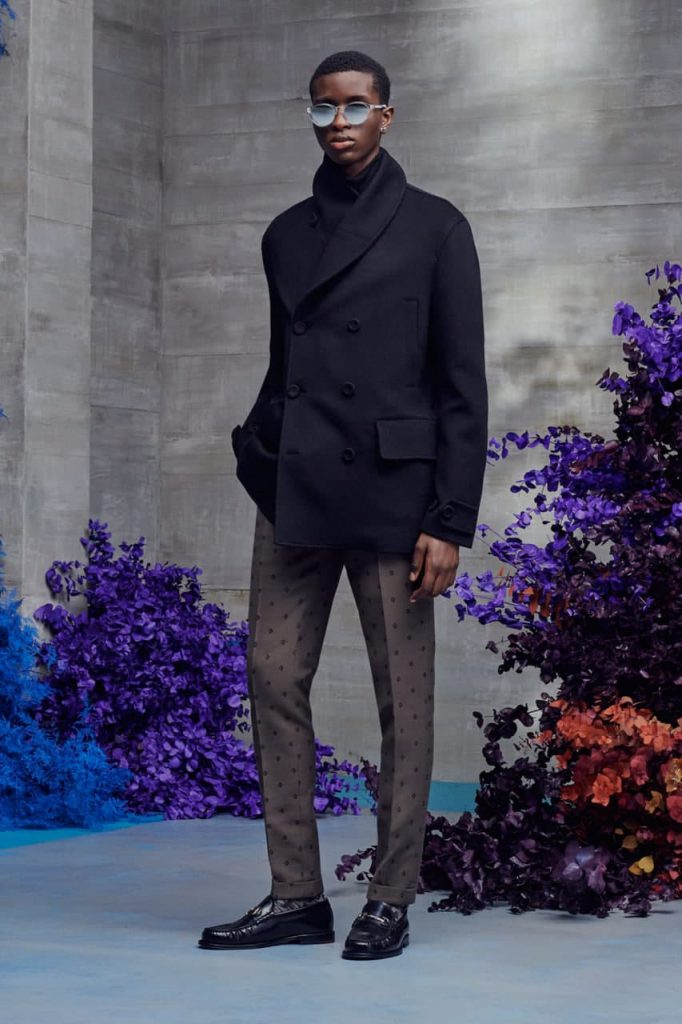 Dior Men новый подиум