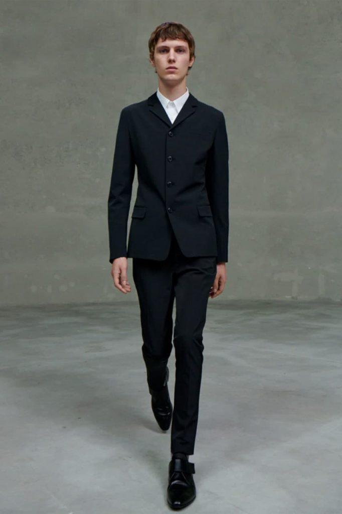 Prada мужской стиль2021
