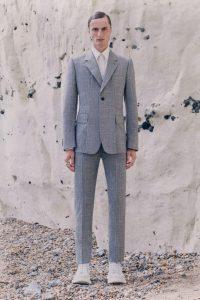 Alexander McQueen коллекция мужская лето-весна 2021