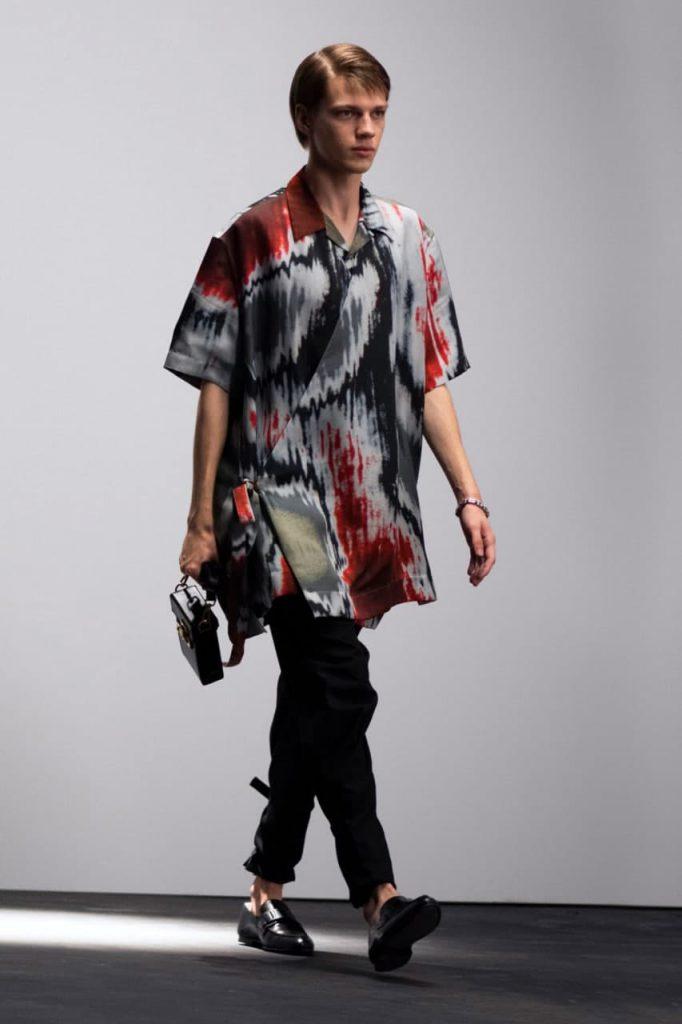 dunhill2021 мужская мода
