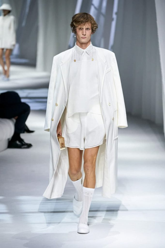 Fendi2021 новая мода
