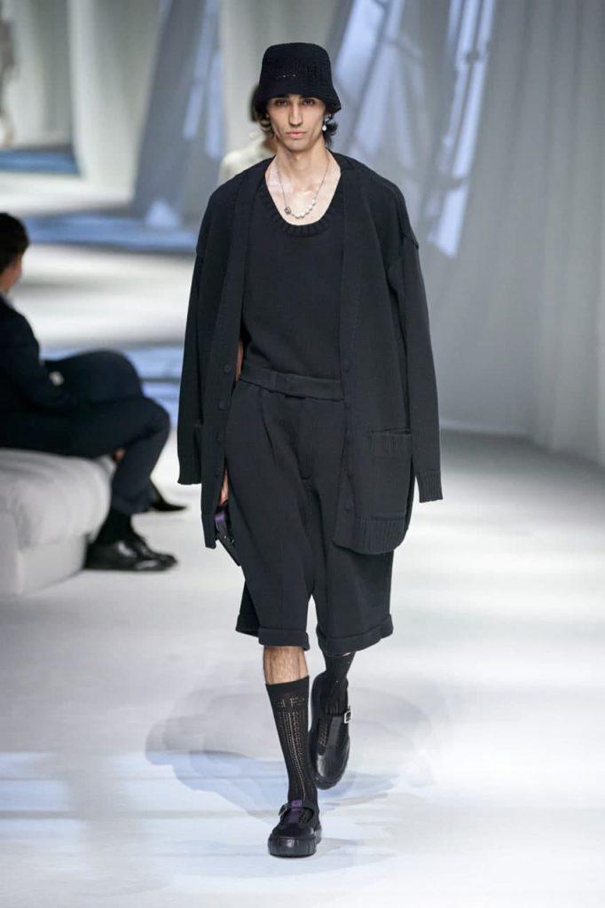 Fendi2021 мужская мода