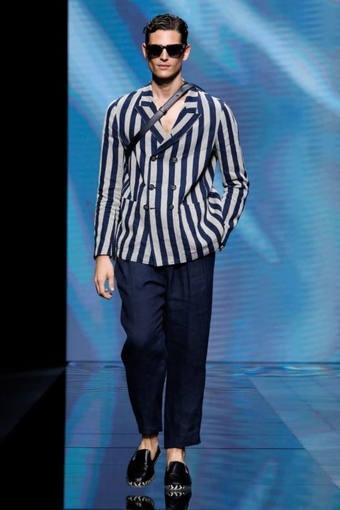 Giorgio Armani весна-лето2021