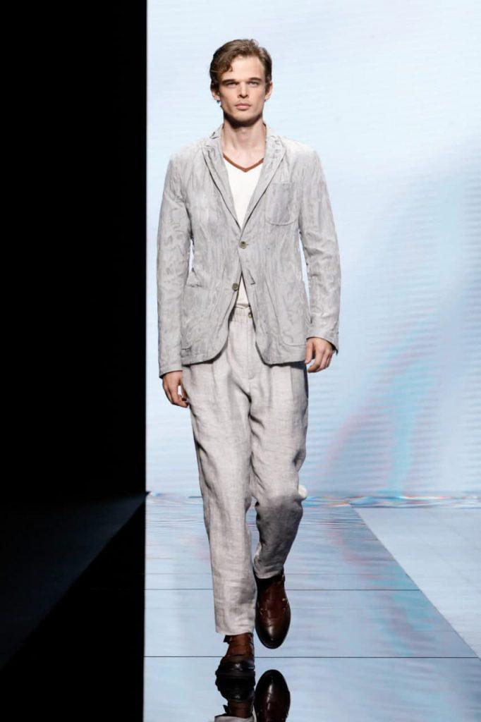 Giorgio Armani новый стиль