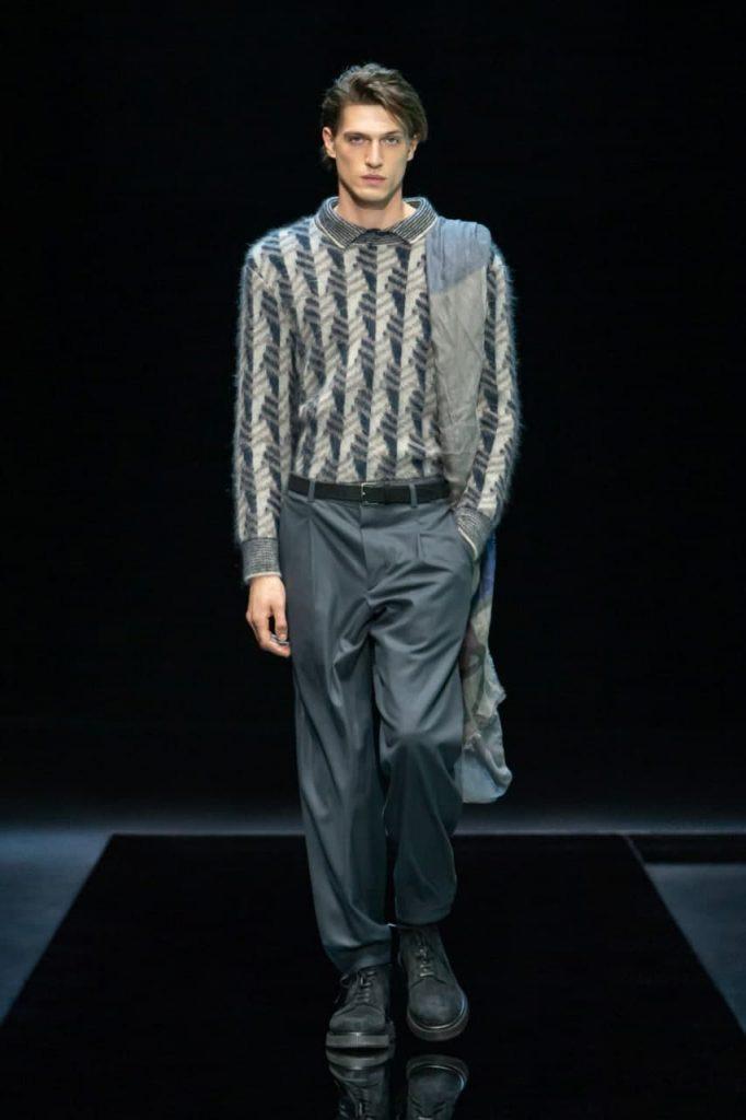 новыя мода от Giorgio Armani