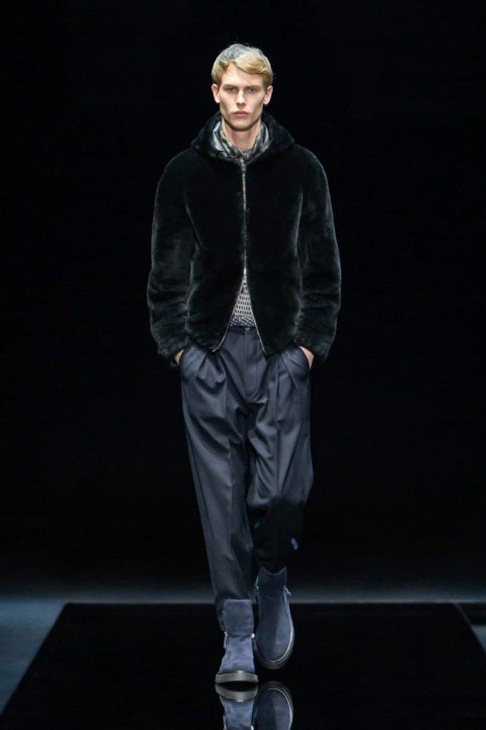 новая коллекция Giorgio-Armani