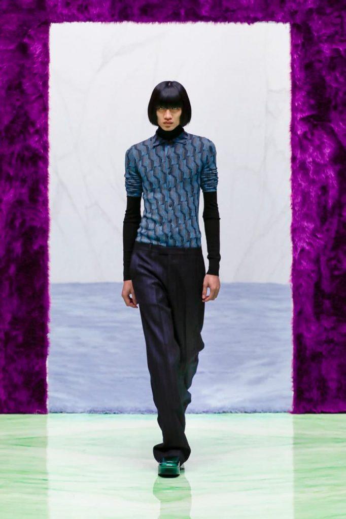 мужская мода Prada22