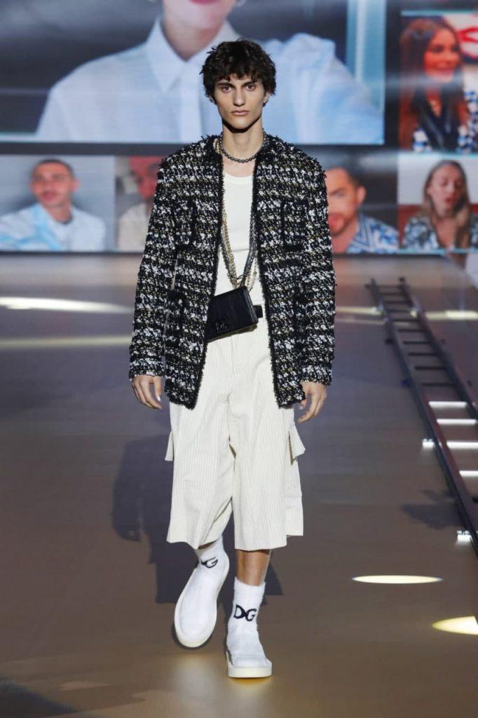 Dolce & Gabbana новый стиль 2022