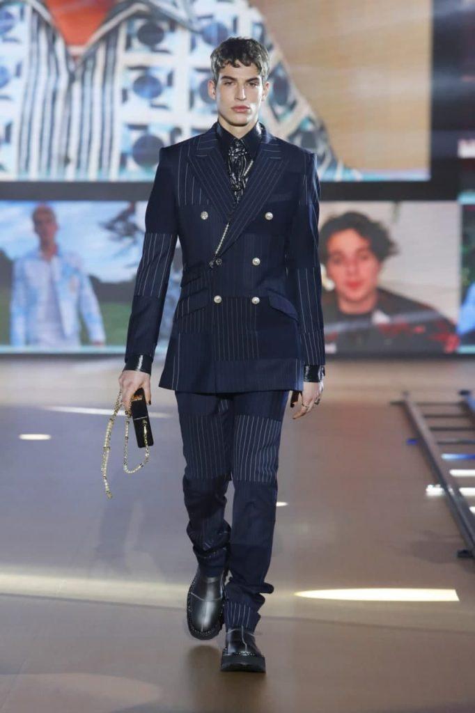 Dolce & Gabbana стиль милан