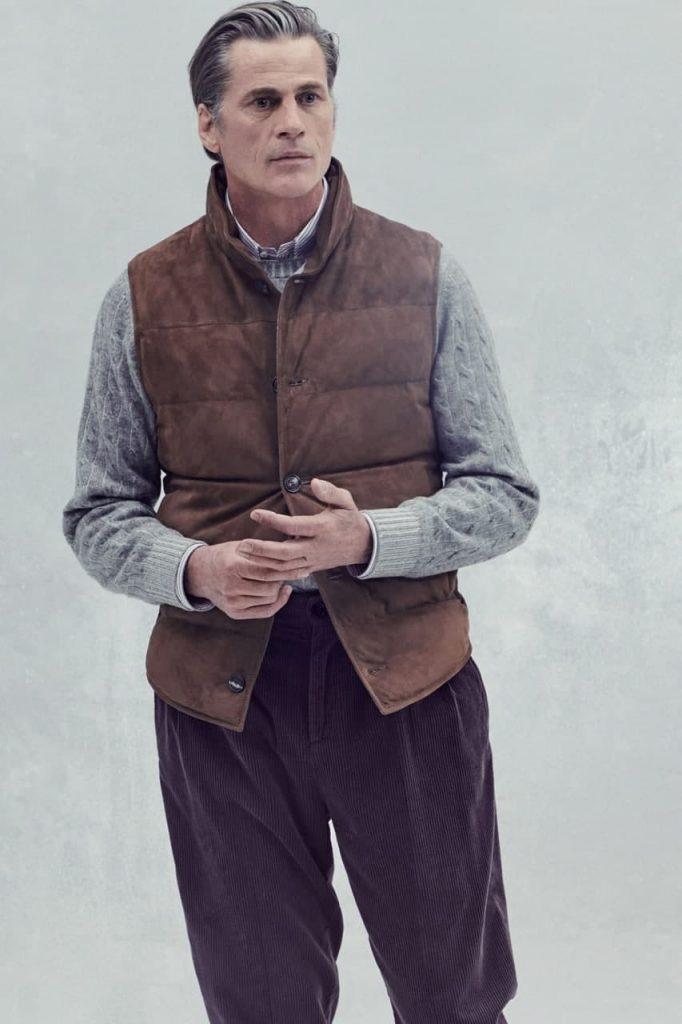 Brunello Cucinelli 2022 мужская коллекция