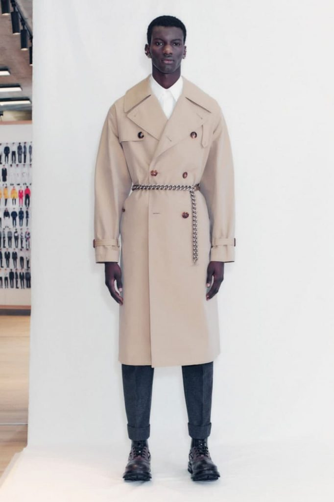 Alexander McQueen2022 осень-зима