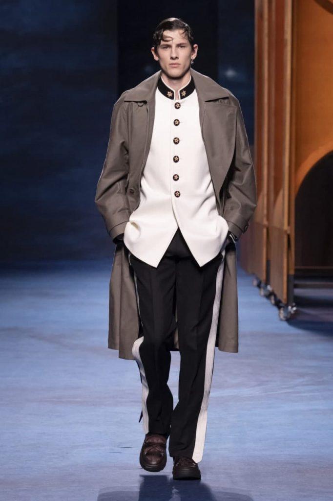 Dior Men мужская коллекция 22